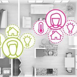 Smart home vám zabezpečí komfort