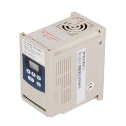 Frequency inverters for engine