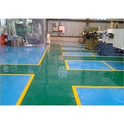 Lesklé epoxidové podlahy