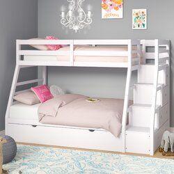 Patrové postele do dětského pokojíčku