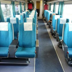 Cestovanie vlakom zadarmo s preukážkou