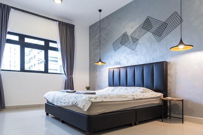 Prehoz cez posteľ v rôznych rozmeroch