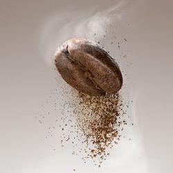 Zrnková a mleta kava