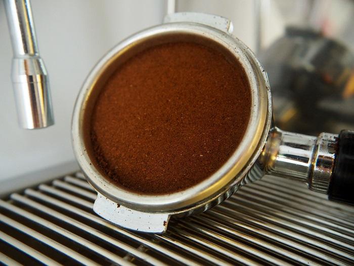Mleta kava a jej kúpa cez eshop