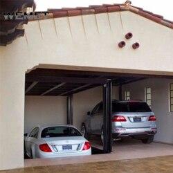 Projekt garáže a jeho výhody
