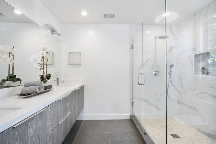 Rekonštrukcia malej kúpeľne v paneláku